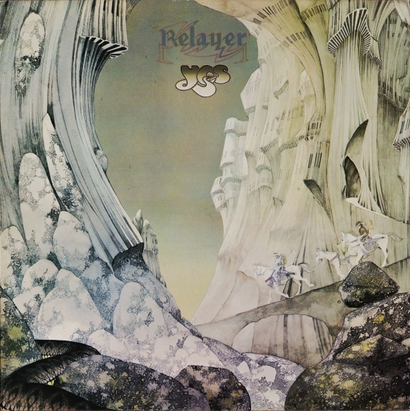 YES Relayer cover art