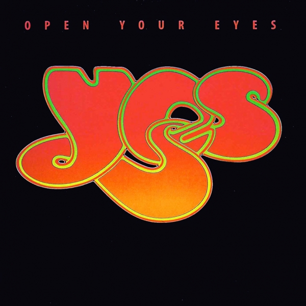 YES Open Your Eyes cover art
