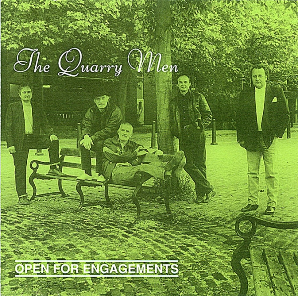 The Quarrymen Open for Engagements Cover Art
