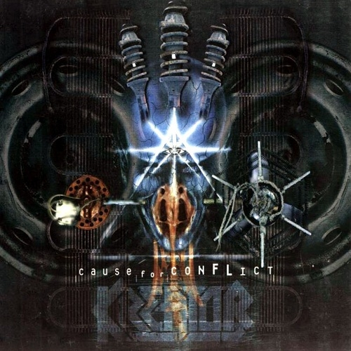 Kreator Cause for Conflict cover art