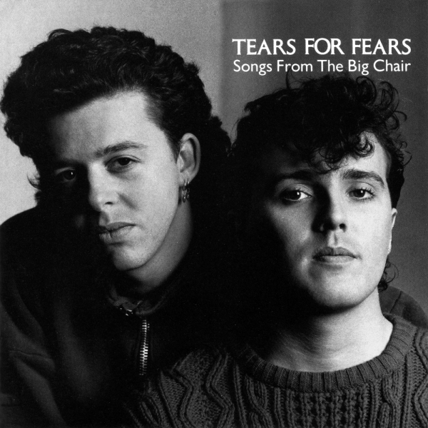 Tears for Fears Songs From the Big Chair Cover Art