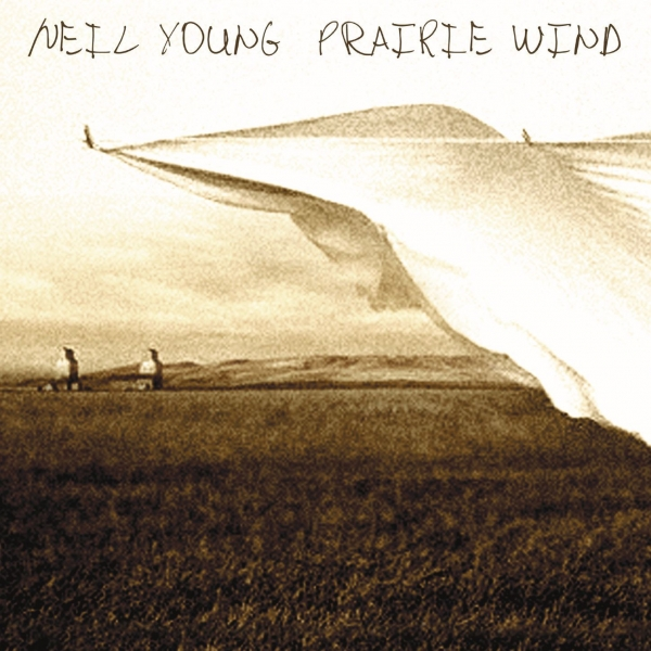 Neil Young Prairie Wind cover art