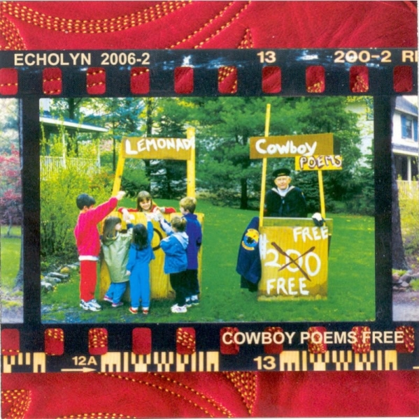 Echolyn Cowboy Poems Free cover art