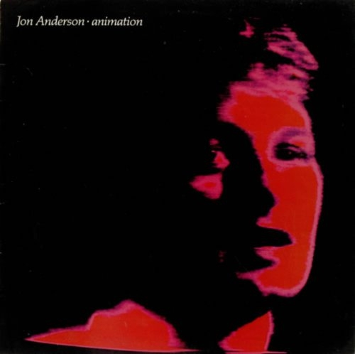 Jon Anderson Animation Cover Art