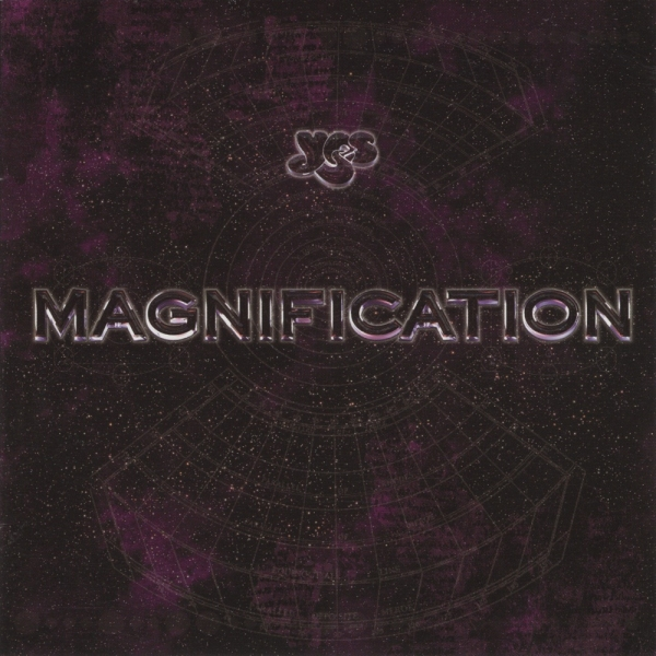 YES Magnification cover art