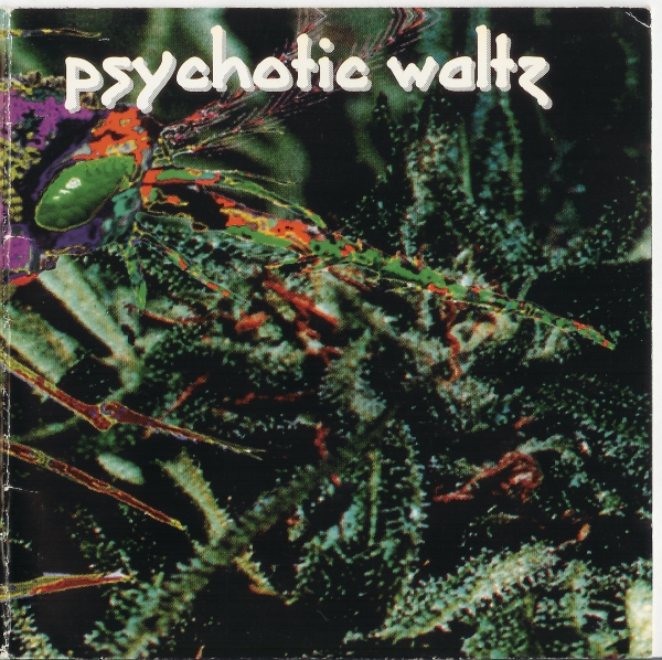 Psychotic Waltz Mosquito cover art