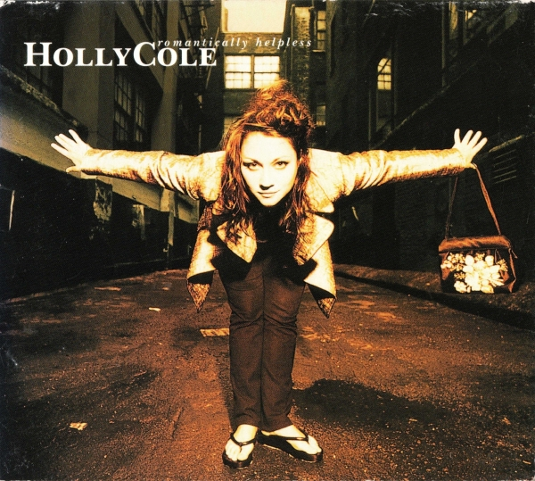Holly Cole Romantically Helpless cover art
