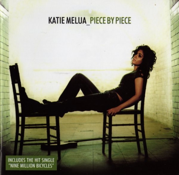 Katie Melua Piece by Piece Cover Art