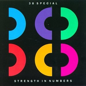 38 Special Strength in Numbers cover art