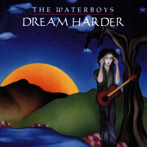 The Waterboys Dream Harder cover art