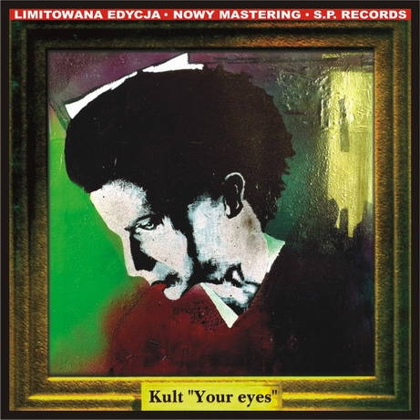 Kult Your Eyes Cover Art