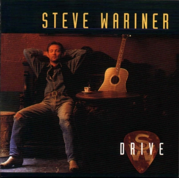 Steve Wariner Drive cover art