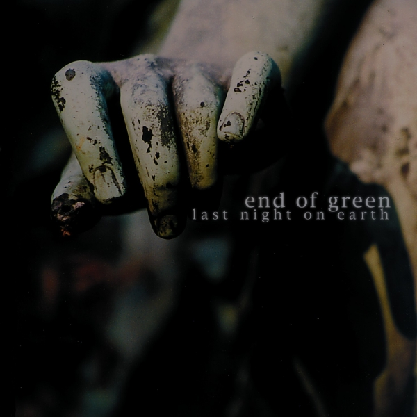 End of Green Last Night on Earth cover art