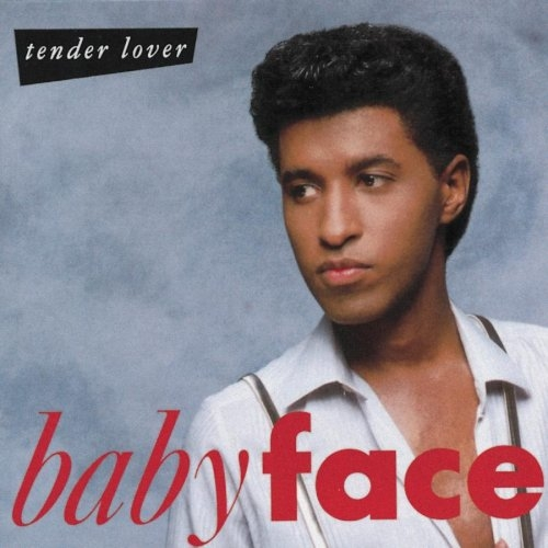 Babyface Tender Lover cover art