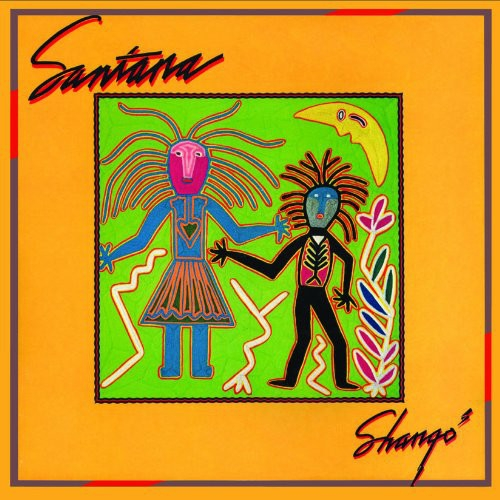Santana Shangó Cover Art