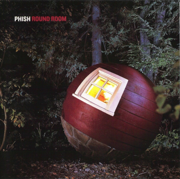 Phish Round Room Cover Art