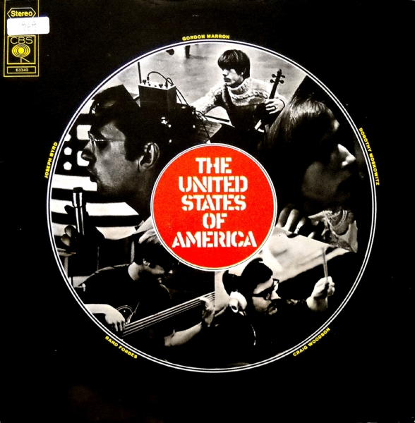The United States of America The United States of America cover art
