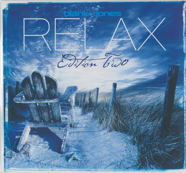 Mike Francis Relax: Edition Two cover art