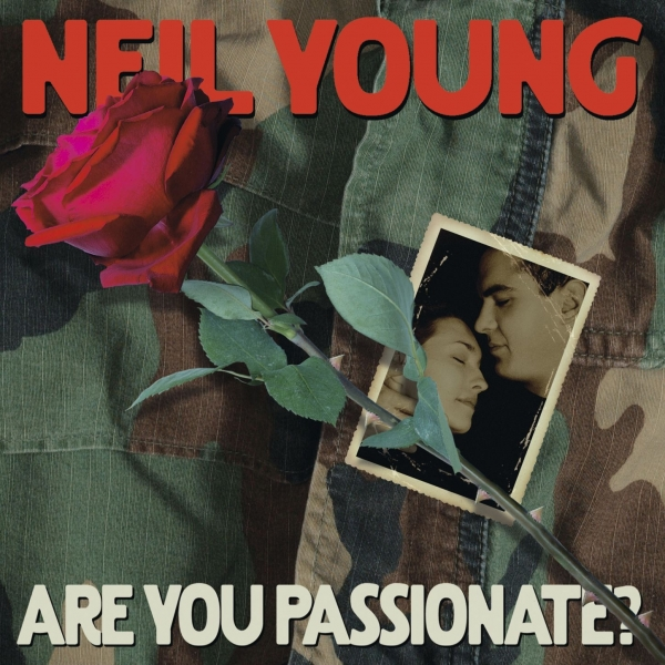 Neil Young Are You Passionate? cover art