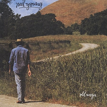 Neil Young Old Ways cover art