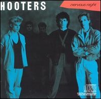 The Hooters Nervous Night cover art