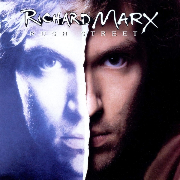 Richard Marx Rush Street cover art