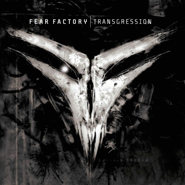 Fear Factory Transgression cover art