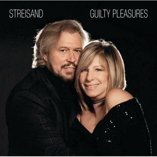 Barbra Streisand Guilty Pleasures cover art