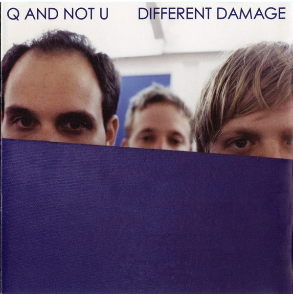 Q and Not U Different Damage cover art