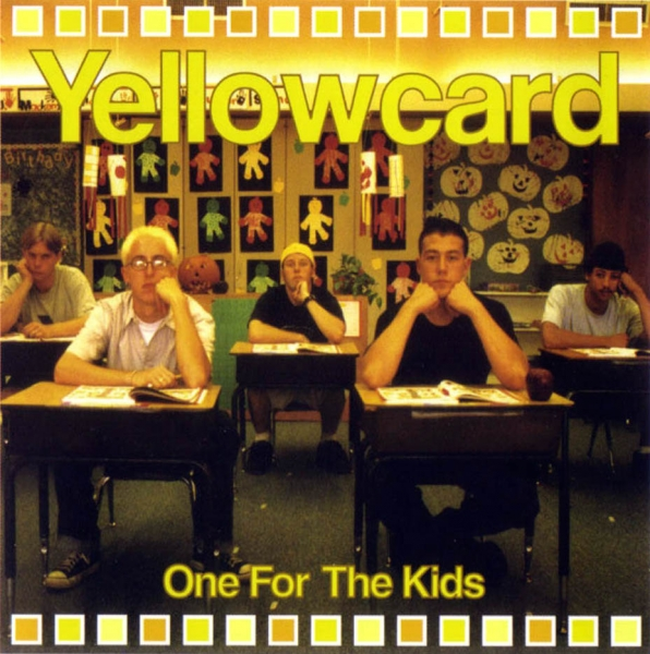 Yellowcard One for the Kids cover art