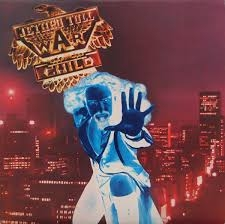 Jethro Tull War Child cover art