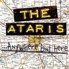 The Ataris …anywhere but Here cover art