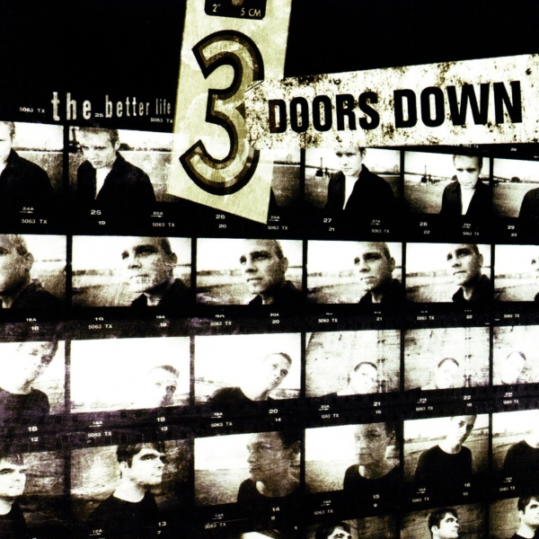 3 Doors Down The Better Life cover art