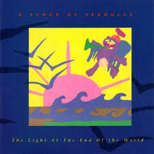 A Flock of Seagulls The Light at the End of the World cover art