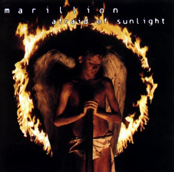 Marillion Afraid of Sunlight cover art