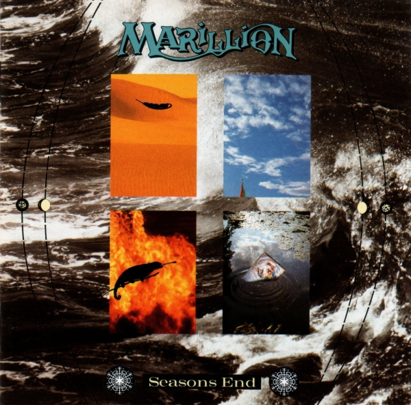 Marillion Seasons End cover art