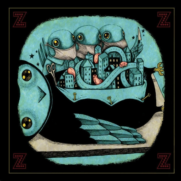 My Morning Jacket Z cover art