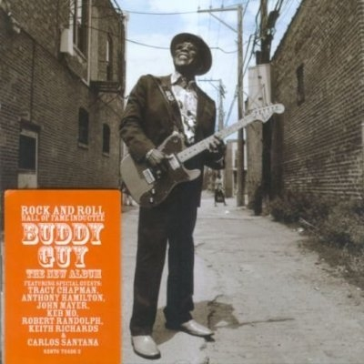 Buddy Guy Bring 'em In cover art