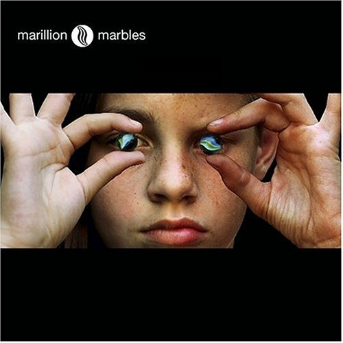 Marillion Marbles cover art