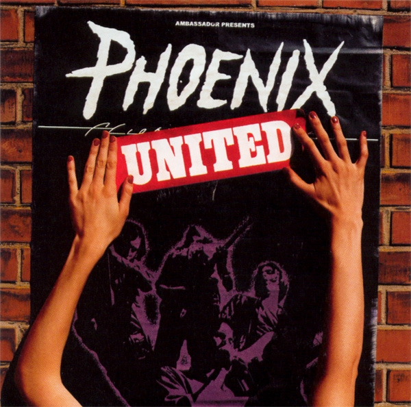 Phoenix United Cover Art