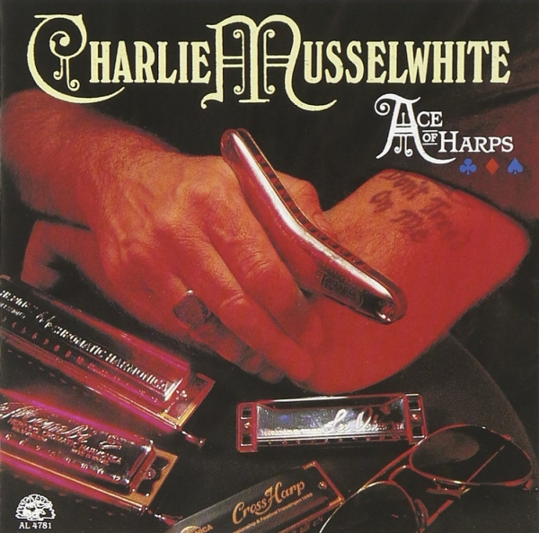 Charlie Musselwhite Ace of Harps cover art