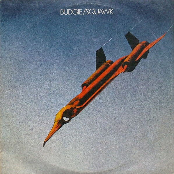 Budgie Squawk Cover Art