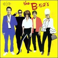 The B‐52s The B‐52's cover art