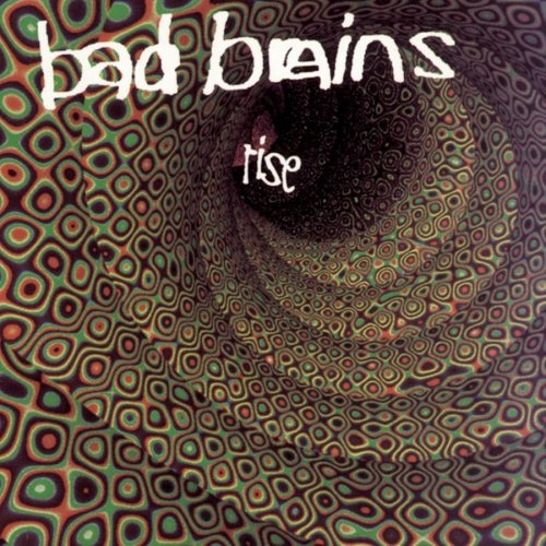 Bad Brains Rise Cover Art