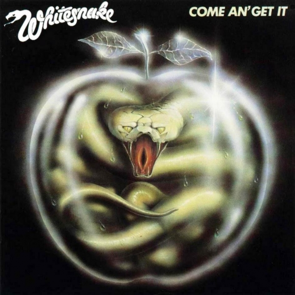 Whitesnake Come an' Get It cover art