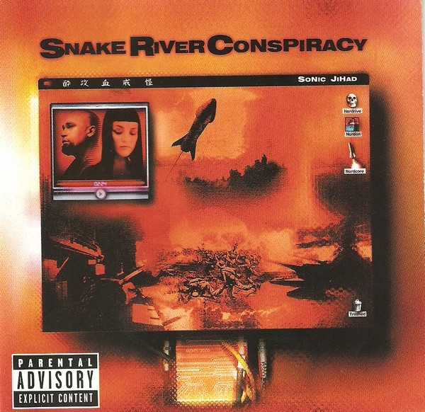 Snake River Conspiracy Sonic Jihad cover art