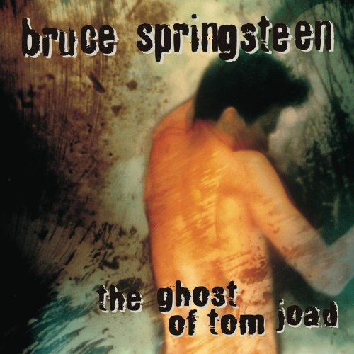 Bruce Springsteen The Ghost of Tom Joad cover art