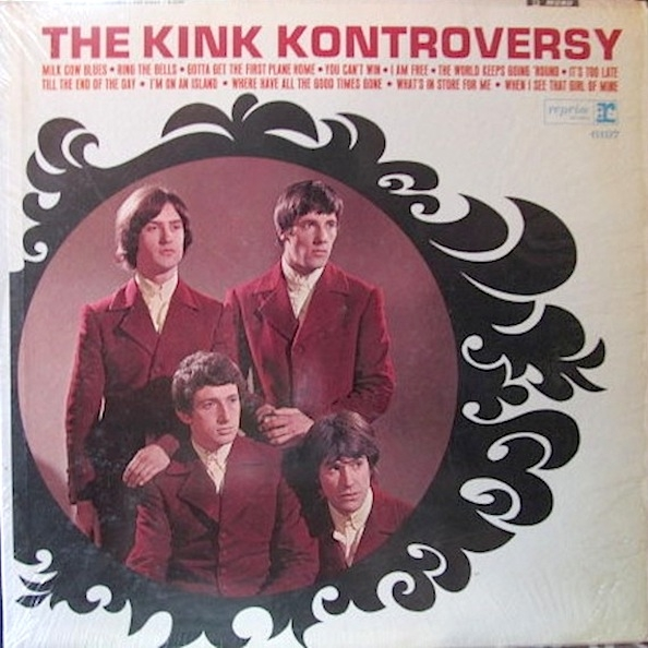 The Kinks The Kink Kontroversy cover art