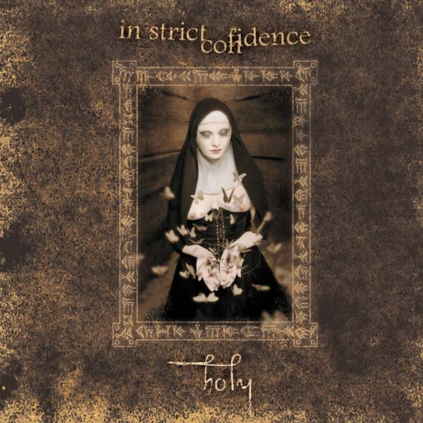 In Strict Confidence Holy cover art