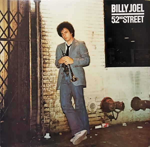 Billy Joel 52nd Street cover art